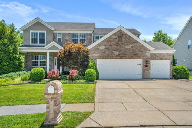 2633 Tysons Parkway, Dardenne Prairie, MO 63368 (#20051394) :: The Becky O'Neill Power Home Selling Team