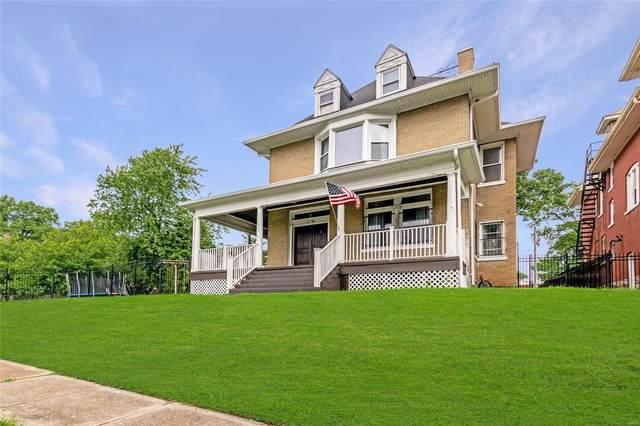 5469 Maple Avenue, St Louis, MO 63112 (#20051398) :: Tarrant & Harman Real Estate and Auction Co.
