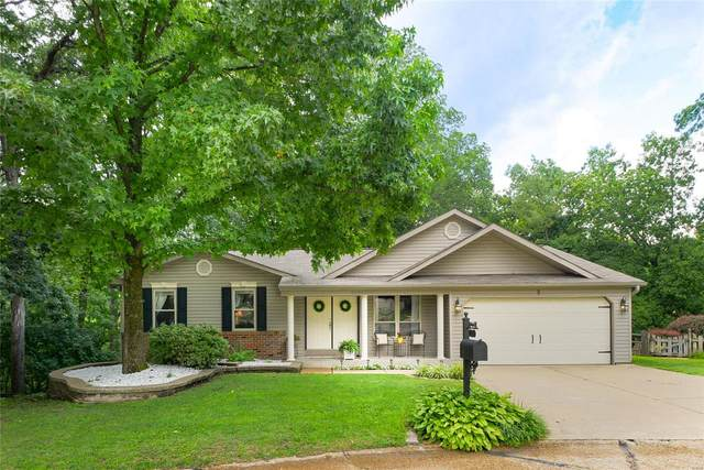 9 Stone Trail, Fenton, MO 63026 (#20051426) :: The Becky O'Neill Power Home Selling Team