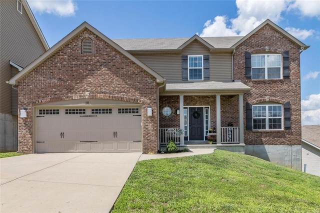333 Amber Bluff Lane, Imperial, MO 63052 (#20051475) :: The Becky O'Neill Power Home Selling Team