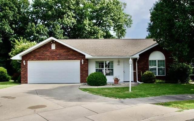 508 Lexington Court, CARBONDALE, IL 62901 (#20051481) :: Kelly Hager Group | TdD Premier Real Estate