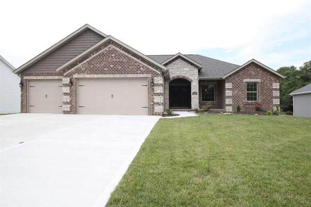 8370 Mill Hill Lane, Troy, IL 62294 (#20051488) :: Fusion Realty, LLC