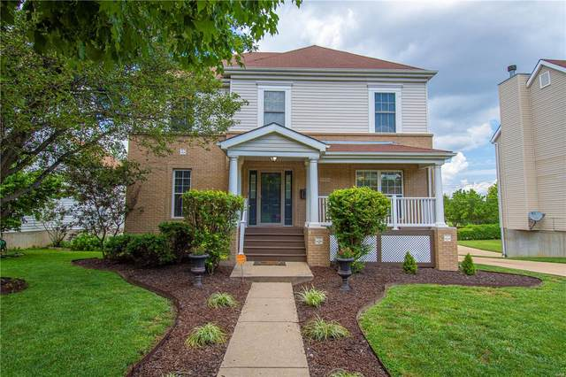 2921 Saint Vincent Avenue, St Louis, MO 63104 (#20051558) :: The Becky O'Neill Power Home Selling Team