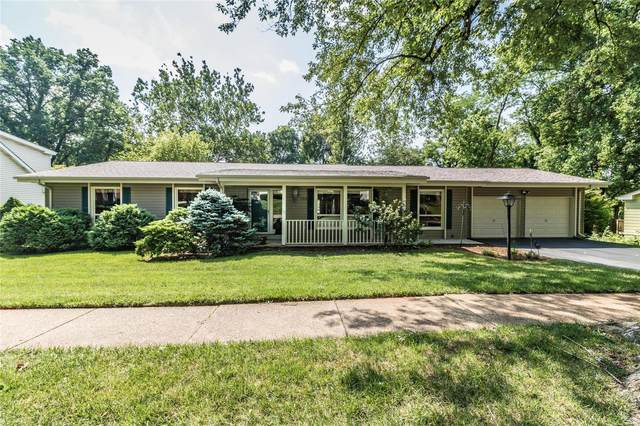 358 Ridgemeadow Drive, Chesterfield, MO 63017 (#20051563) :: The Becky O'Neill Power Home Selling Team