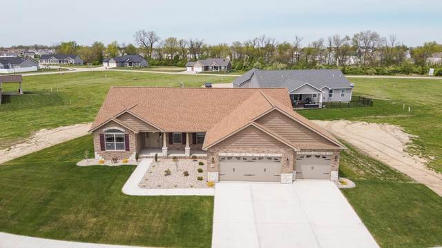3431 Navajo Trail, Shiloh, IL 62221 (#20051583) :: The Becky O'Neill Power Home Selling Team