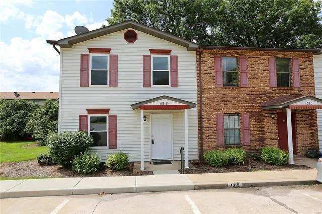 1318 Sunny Slope Drive A, O'Fallon, MO 63366 (#20051618) :: The Becky O'Neill Power Home Selling Team