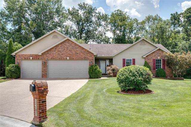 1201 Peaceful Valley Drive, Dardenne Prairie, MO 63368 (#20051637) :: RE/MAX Vision