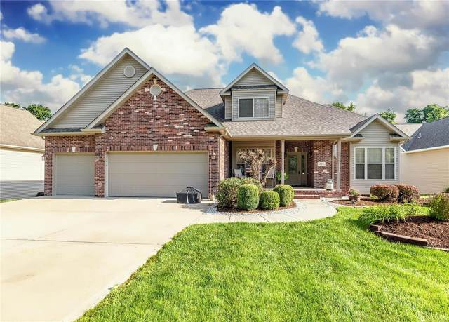 308 W Country Lane, Collinsville, IL 62234 (#20051664) :: The Becky O'Neill Power Home Selling Team