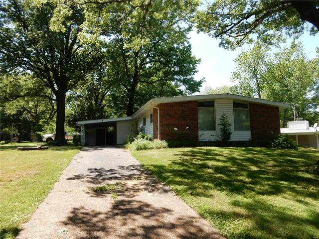 9 Little, Florissant, MO 63033 (#20051689) :: The Becky O'Neill Power Home Selling Team