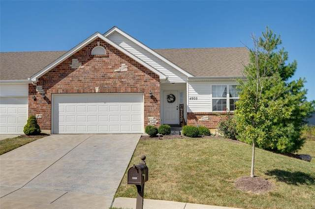4805 Misty Wood, Wentzville, MO 63385 (#20051690) :: The Becky O'Neill Power Home Selling Team