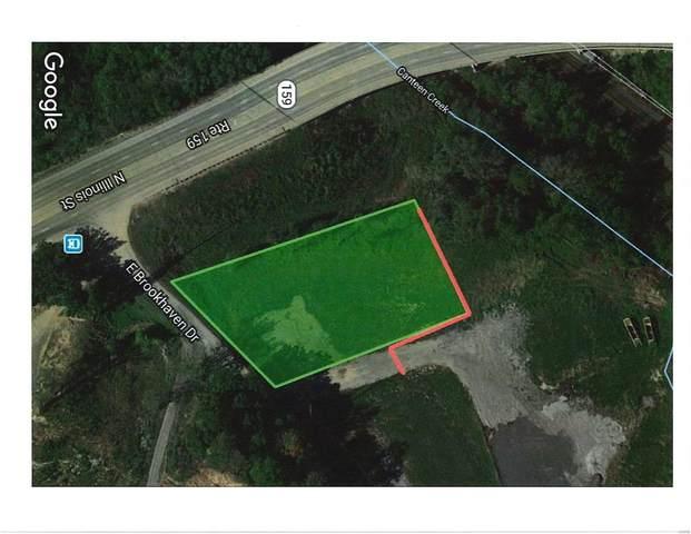106 E Brookhaven Drive, Caseyville, IL 62232 (#20051711) :: Tarrant & Harman Real Estate and Auction Co.
