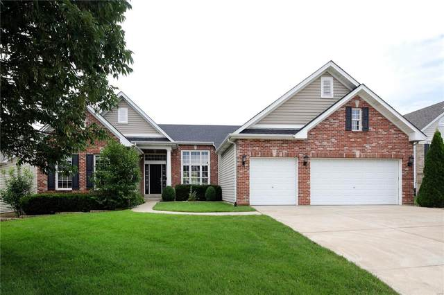805 Innisfree Drive, Saint Charles, MO 63301 (#20051726) :: The Becky O'Neill Power Home Selling Team