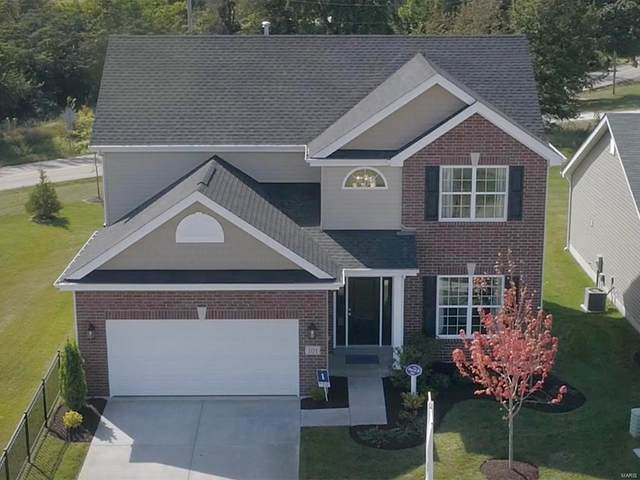 101 Brookview Way Court, O'Fallon, MO 63366 (#20051729) :: The Becky O'Neill Power Home Selling Team