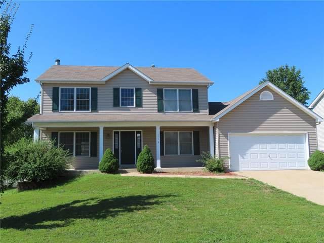 216 Jacobs Way, O'Fallon, MO 63376 (#20051767) :: The Becky O'Neill Power Home Selling Team