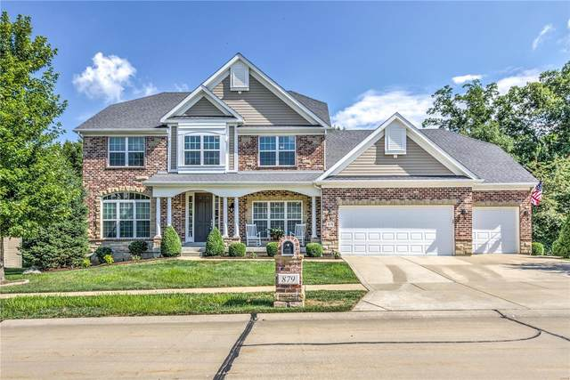 879 Arbor Chase Drive, Wildwood, MO 63021 (#20051782) :: Kelly Hager Group | TdD Premier Real Estate