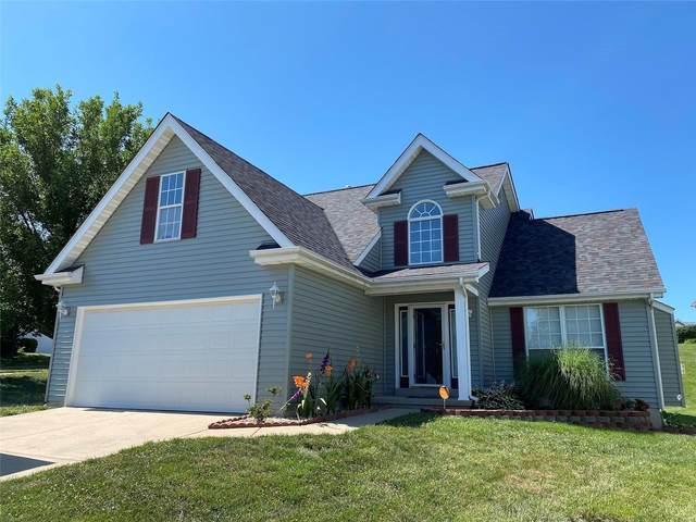128 Behlmann Meadows Way, Florissant, MO 63034 (#20051816) :: The Becky O'Neill Power Home Selling Team