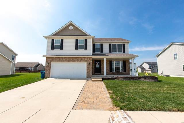 3416 Dakota Drive, Shiloh, IL 62221 (#20051847) :: The Becky O'Neill Power Home Selling Team