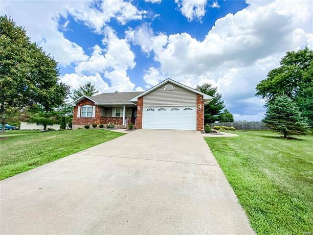 106 Azalea Street, Fredericktown, MO 63645 (#20051860) :: The Becky O'Neill Power Home Selling Team