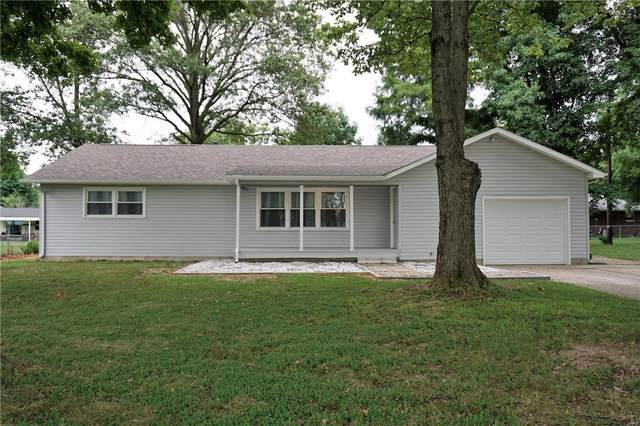 629 Sara Drive, Centralia, IL 62801 (#20051984) :: The Becky O'Neill Power Home Selling Team