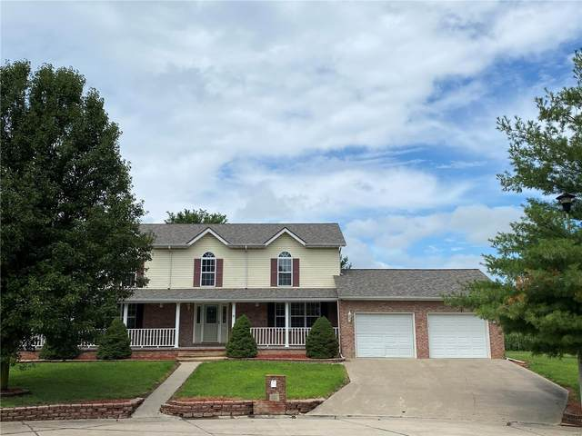 1204 Teal Drive, RED BUD, IL 62278 (#20052003) :: The Becky O'Neill Power Home Selling Team