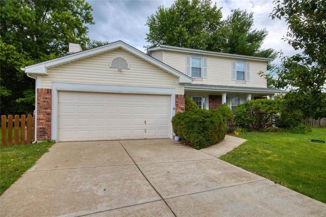 1027 Trifecta, Florissant, MO 63034 (#20052005) :: The Becky O'Neill Power Home Selling Team