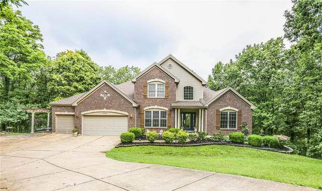 1463 Paradise Valley, High Ridge, MO 63049 (#20052066) :: The Becky O'Neill Power Home Selling Team