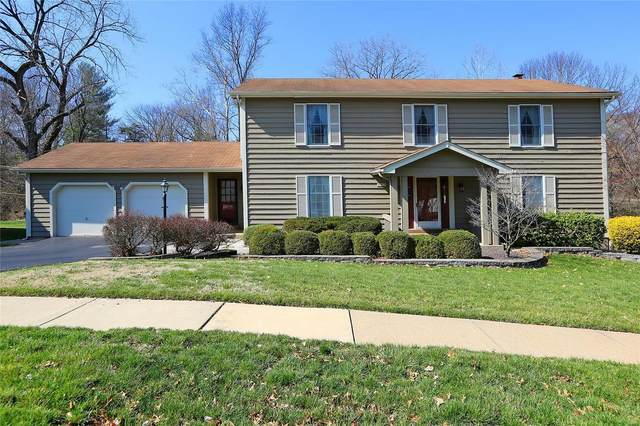 423 Stablestone, Chesterfield, MO 63017 (#20052085) :: St. Louis Finest Homes Realty Group