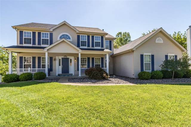 1550 Bent Oak Ridge Drive, Fenton, MO 63026 (#20052087) :: Parson Realty Group