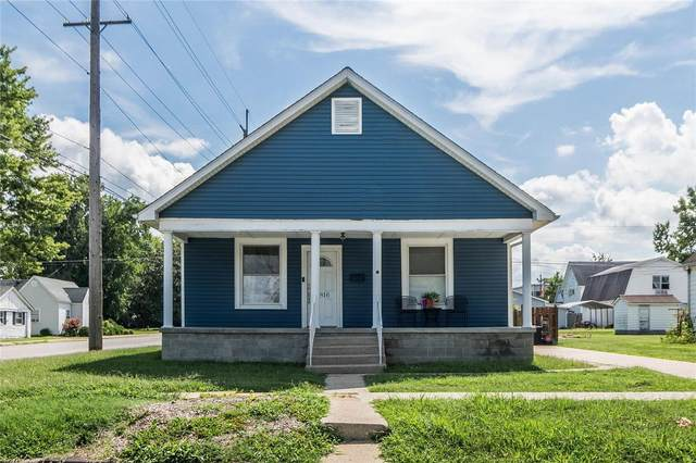 816 N 12th St, HERRIN, IL 62948 (#20052092) :: Kelly Hager Group | TdD Premier Real Estate