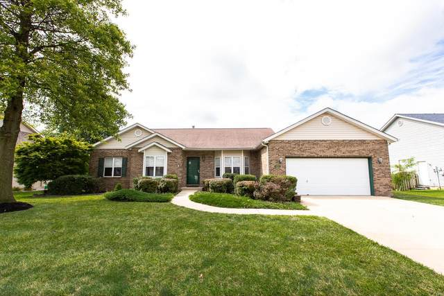 2636 Lake Lucerne Drive, Shiloh, IL 62221 (#20052135) :: Parson Realty Group