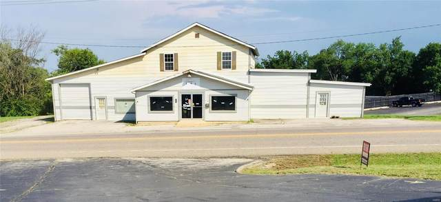 1110 N Commercial Avenue, Saint Clair, MO 63077 (#20052139) :: The Becky O'Neill Power Home Selling Team