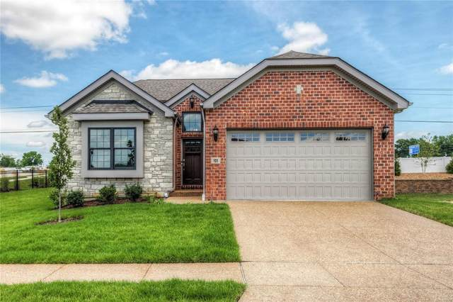 101 Quail Bluff Court, Wentzville, MO 63385 (#20052145) :: Clarity Street Realty