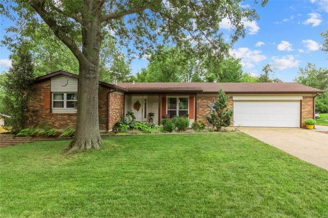390 Beaver Lake Drive, Saint Charles, MO 63303 (#20052187) :: The Becky O'Neill Power Home Selling Team