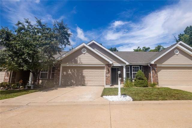 2266 Wills Hollow Drive #2266, Saint Peters, MO 63376 (#20052240) :: Matt Smith Real Estate Group