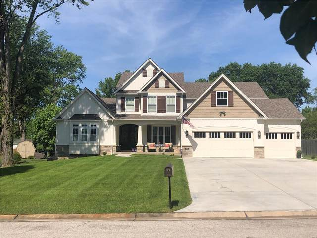 86 Irene, Ellisville, MO 63011 (#20052267) :: The Becky O'Neill Power Home Selling Team
