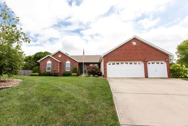 142 Picketts Run, O'Fallon, IL 62269 (#20052269) :: Fusion Realty, LLC