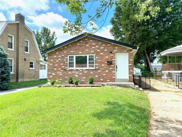 4018 Bates Street, St Louis, MO 63116 (#20052271) :: The Becky O'Neill Power Home Selling Team