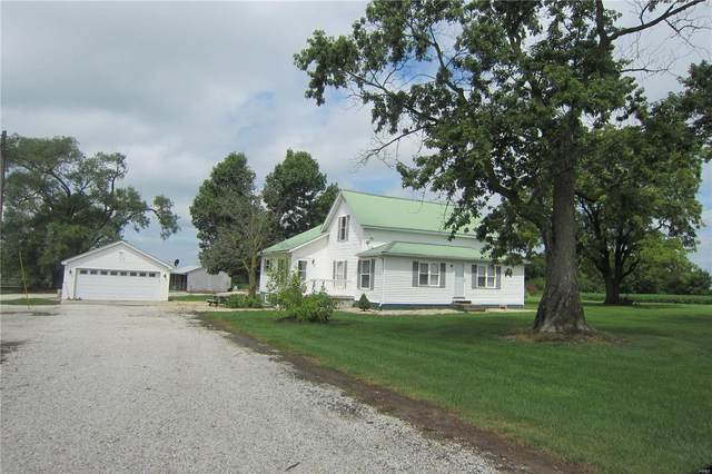973 N 1375 Street, SHOBONIER, IL 62885 (#20052304) :: The Becky O'Neill Power Home Selling Team