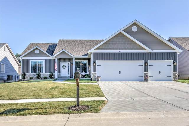 902 Mule Creek Drive, Wentzville, MO 63385 (#20052341) :: The Becky O'Neill Power Home Selling Team