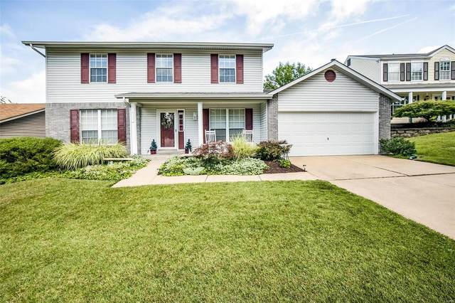 130 Pheasant Point, O'Fallon, MO 63368 (#20052376) :: The Becky O'Neill Power Home Selling Team