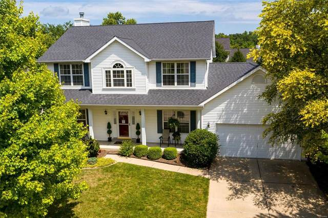 282 E Governor Place, Saint Charles, MO 63301 (#20052380) :: The Becky O'Neill Power Home Selling Team
