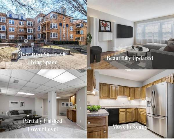 7536 York 1B, St Louis, MO 63105 (#20052405) :: The Becky O'Neill Power Home Selling Team