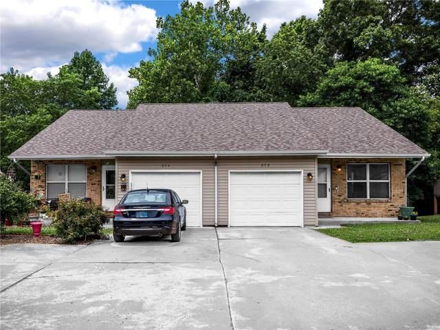 870 Lester Avenue, Collinsville, IL 62234 (#20052414) :: Tarrant & Harman Real Estate and Auction Co.