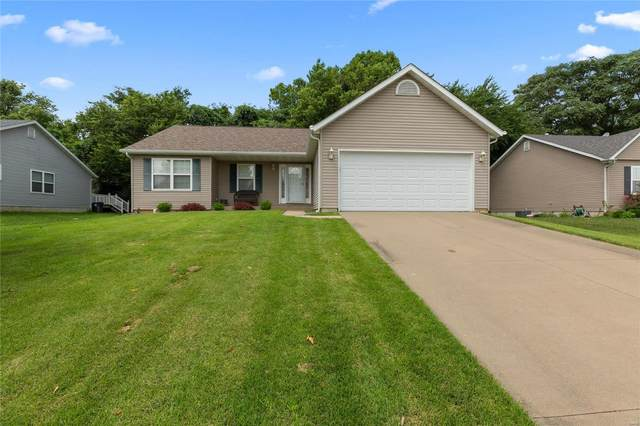 2811 Overview Drive, Columbia, IL 62236 (#20052493) :: The Becky O'Neill Power Home Selling Team