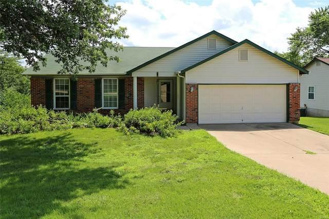 4132 Locke Avenue, Bridgeton, MO 63044 (#20052533) :: The Becky O'Neill Power Home Selling Team