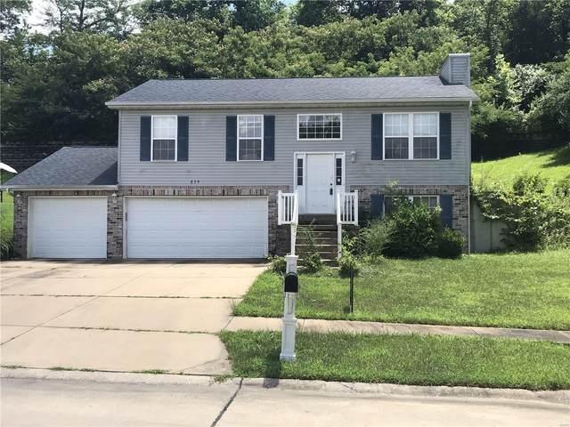839 Memory Lane, Fenton, MO 63026 (#20052537) :: The Becky O'Neill Power Home Selling Team