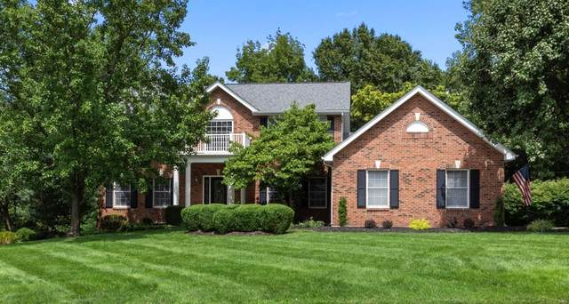 17703 Copper Trail Court, Chesterfield, MO 63005 (#20052561) :: Clarity Street Realty