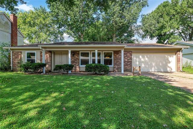 405 Bull Run Road, Belleville, IL 62221 (#20052564) :: The Becky O'Neill Power Home Selling Team