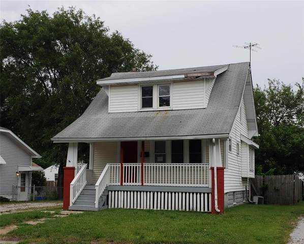 230 Ohio Street, East Alton, IL 62024 (#20052625) :: Tarrant & Harman Real Estate and Auction Co.