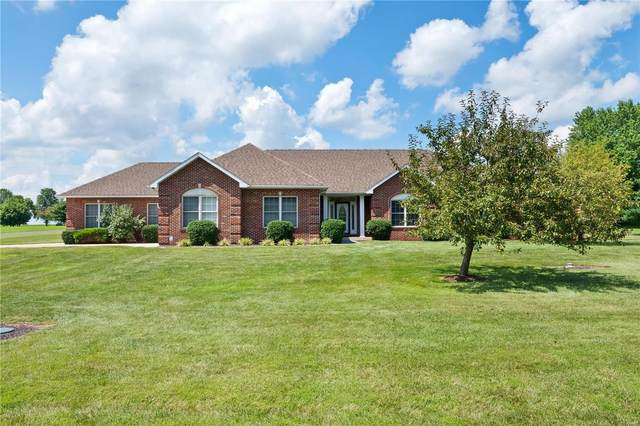 8200 Todd Lane, Waterloo, IL 62298 (#20052630) :: The Becky O'Neill Power Home Selling Team